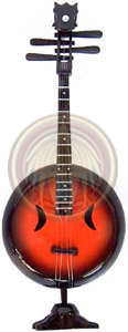 mandolin miniature guitar