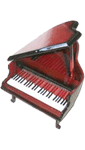 click here to view miniature piano