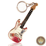 Key ring Jimi Guitar