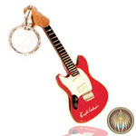 Key chain Guitar Kurt Cobain