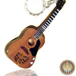 John Lennon Guitar Key ring
